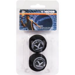Victor Squashball Red 2-Pack