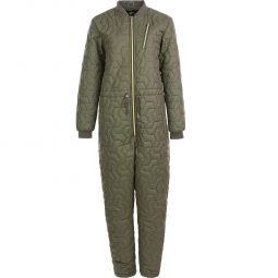 Whistler Jaschi Quilted Jumpsuit Dame