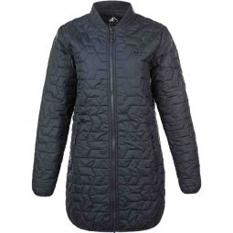 Whistler Zola Long Quilted Termojakke Dame