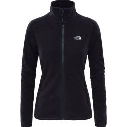 The North Face 100 Glacier Full Zip Fleece Dame