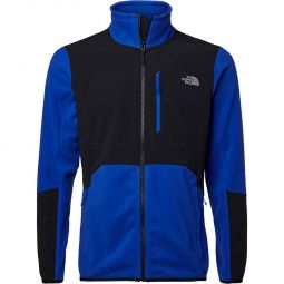 The North Face Glacier Pro Full Zip Fleecetrøje Herre