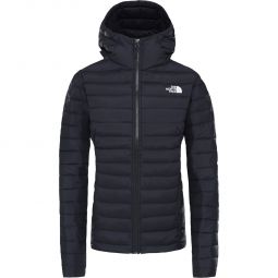 The North Face Stretch Down Hood Dunjakke Dame