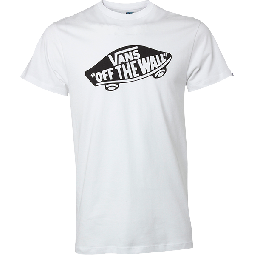 Vans Off The Wall T-shirt Herre