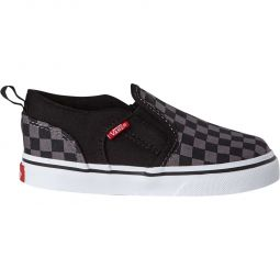 Vans Asher Slip-On Velcro Sneakers Børn