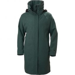 Helly Hansen Beloved Wool Parka Vinterjakke Dame
