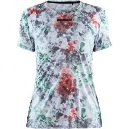 Craft Vent Mesh Løbe T-shirt Dame