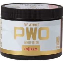 IN2ZYM Pre-Workout White Rush 200g