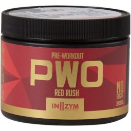 IN2ZYM Pre-Workout Red Rush 200g