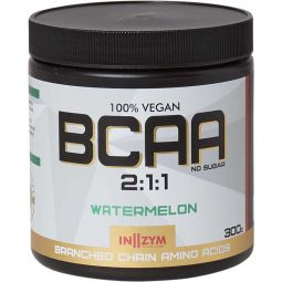 IN2ZYM BCAA Vandmelon 300 g Aminosyre