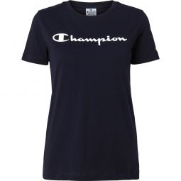 Champion Crewneck T-shirt Dame
