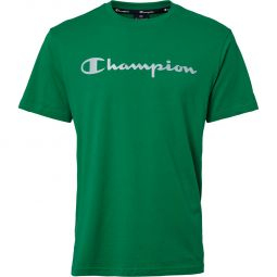Champion Crewneck T-shirt Herre