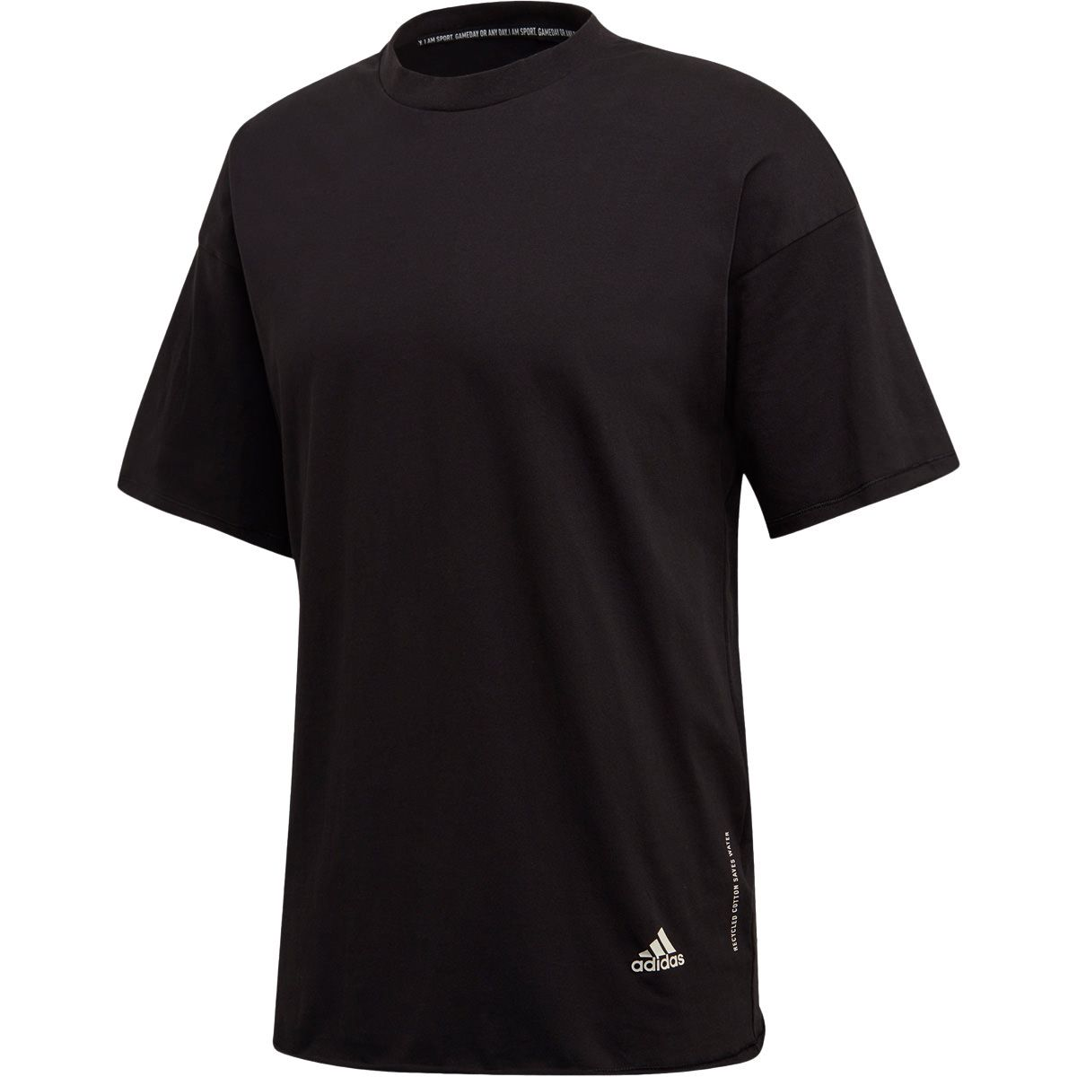 adidas Must Haves Recycled Cotton T-shirt Herre   cykeltrøje