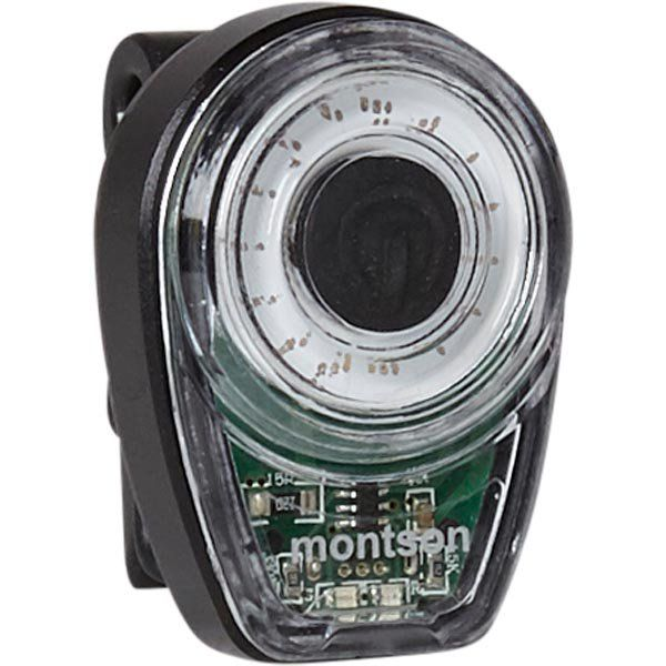 Montson Bicycle Taillight & Multi Functional | cykellygte